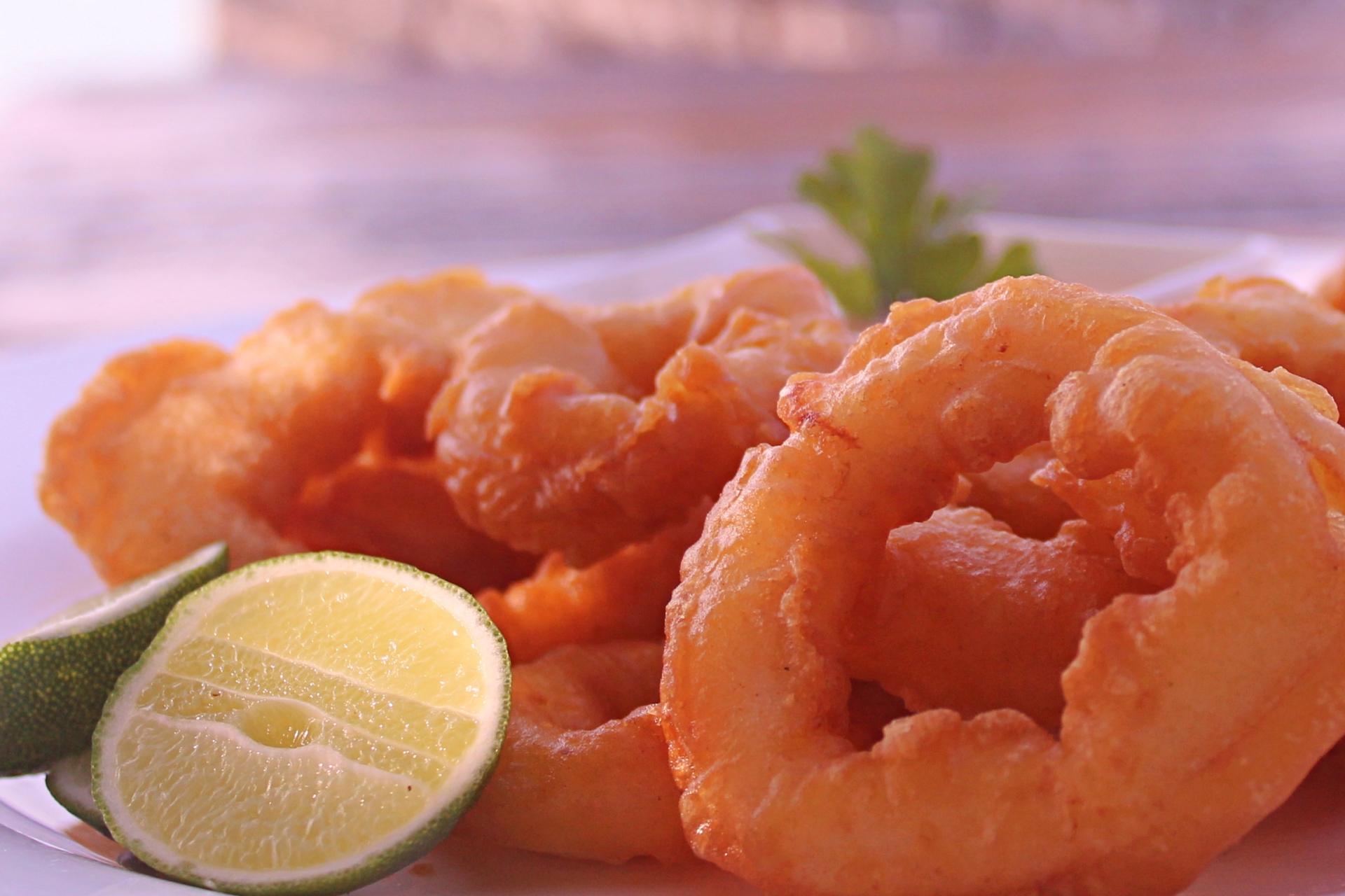 Calamari-Rings