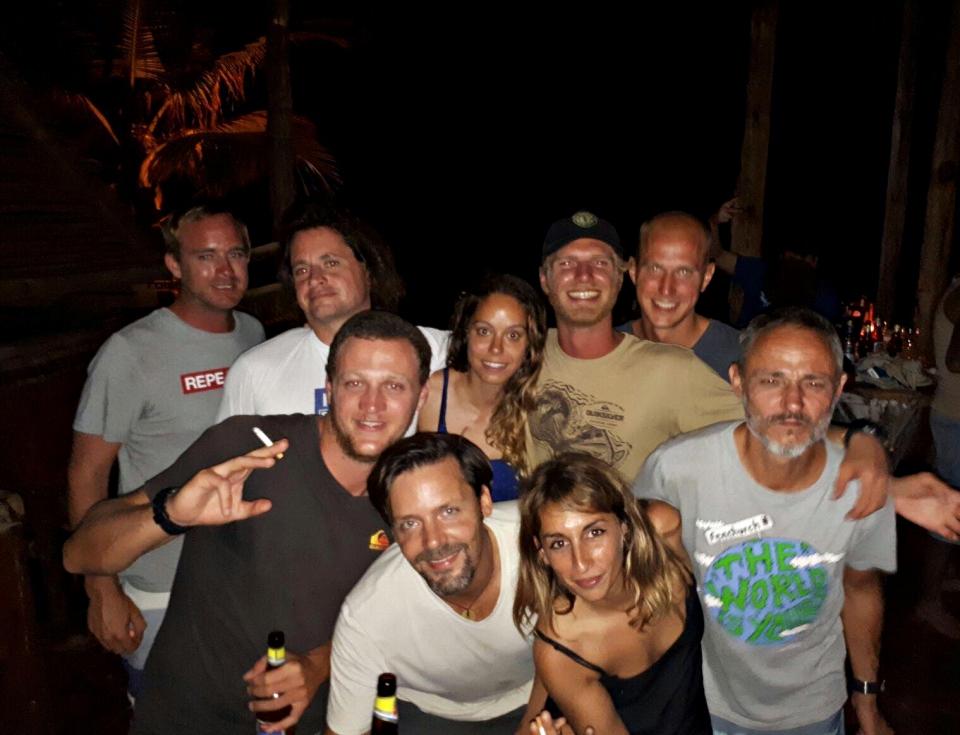 Gerrys Bar Friends