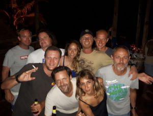 Gerry's Bar Zanzibar Friends