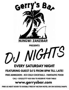 Nungwi Nightlife